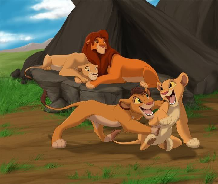 historias de dos hermanos kiara y kopa - Página 2 Simba-Nala-Kopa-Kiara