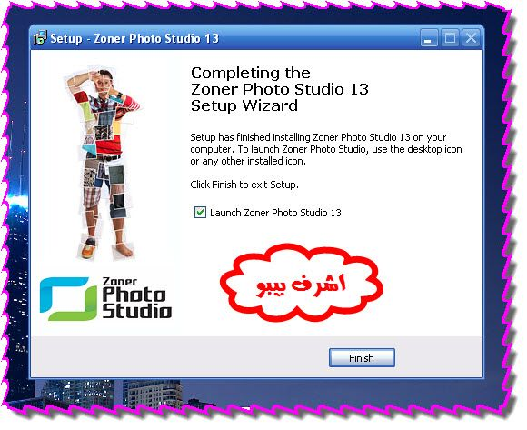 افتراضي لاحترافى للتعديل على الصور واضافه التأثيراتZoner Photo Studio v13.0.1.7+شرح التنصيب 10
