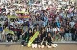 BABY ACTION Mini Concert @ Hankyu Nishinomiya Gardens  Th_SCANDAL_20110815_1up