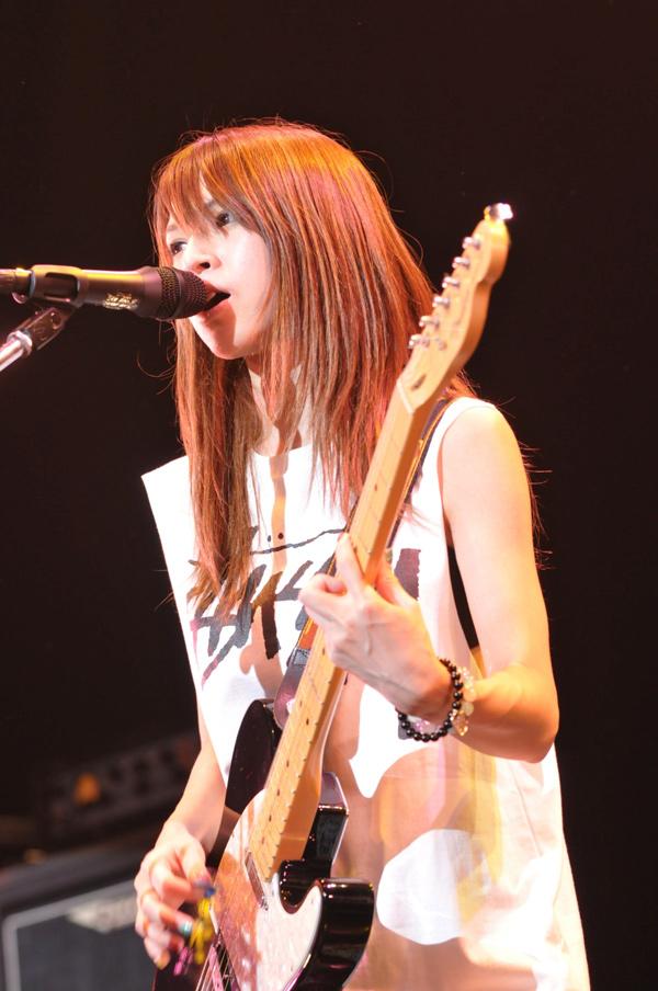 SCANDAL LIVE TOUR 2013「SCA wa Mada Honki Dashitenai Dake」 Scandal