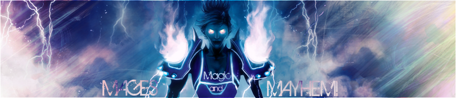 Old Mages Magic & Mayhem Gamers Forum