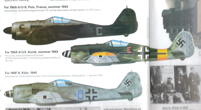 FW190 A8/R8 - 1/48 - Page 2 Fw190-001