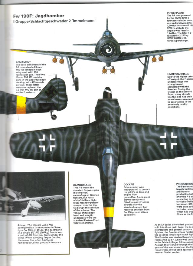 FW190 A8/R8 - 1/48 - Page 2 Fw190-004