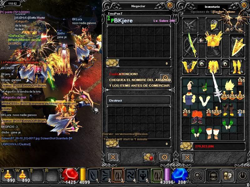 Eventos por Destruct Screen07_08-18_03-0017