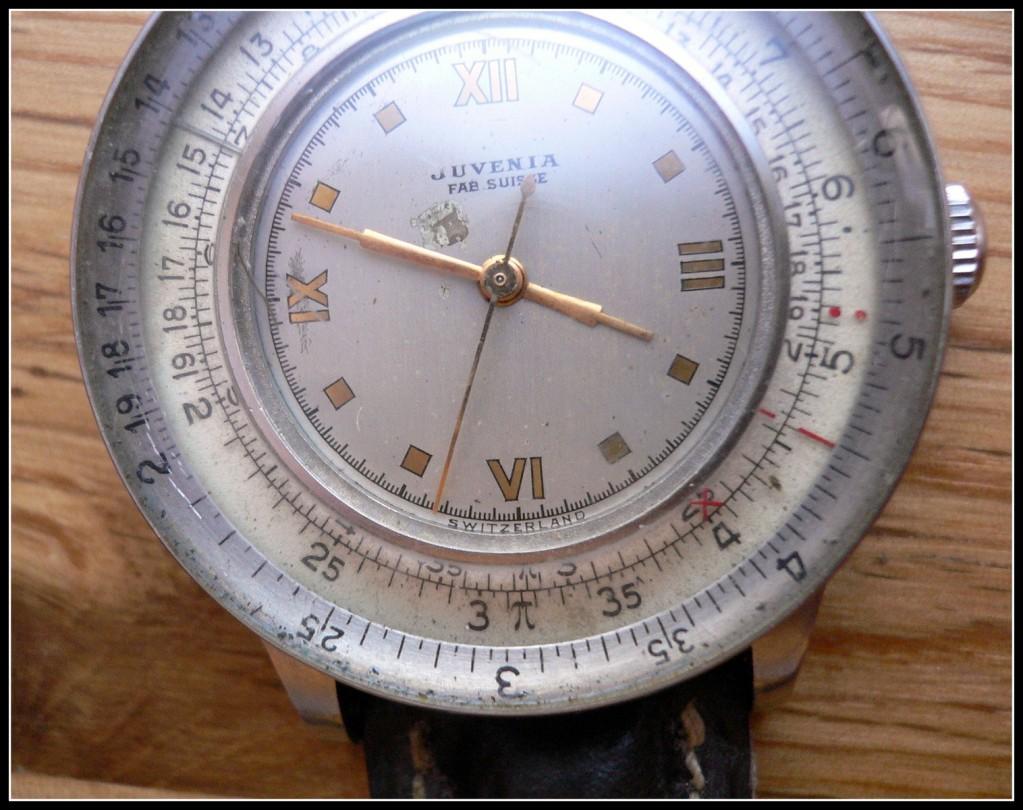 Une montre étonnante, la Juvénia arithmo! JUVENIAARITMOCopier