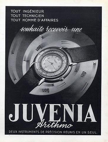 Une montre étonnante, la Juvénia arithmo! K34_juvenia_1948