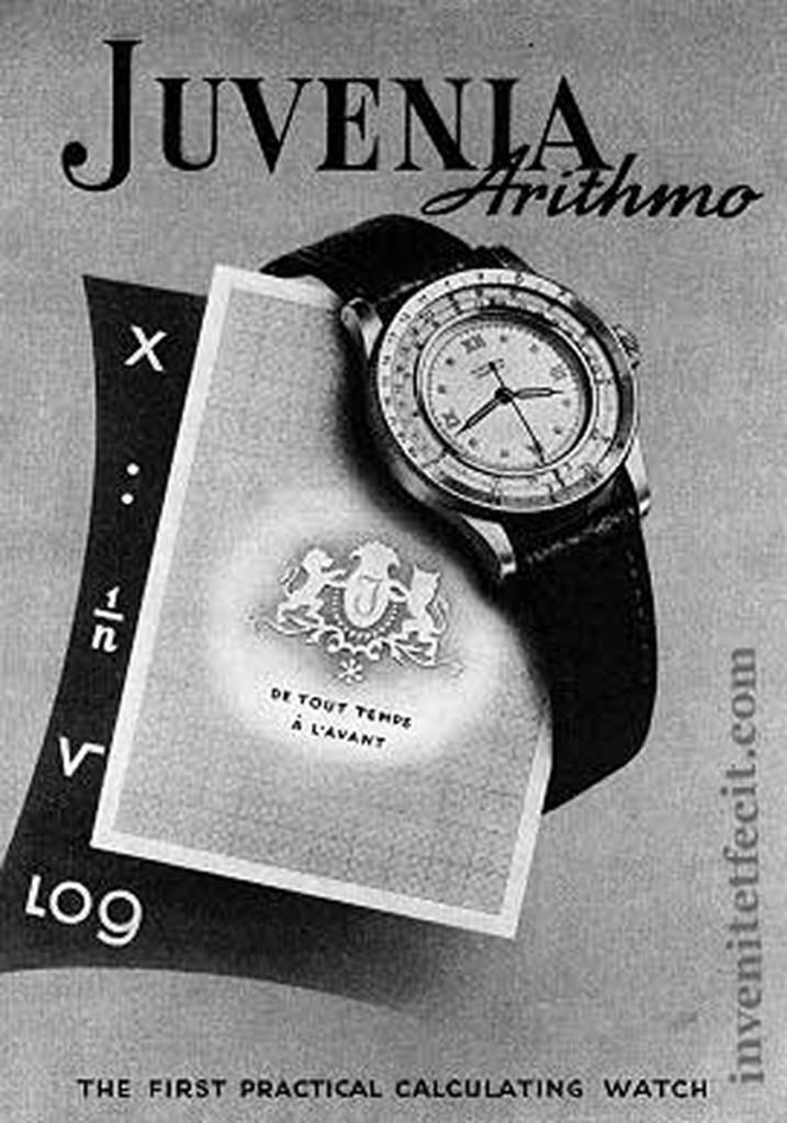 Une montre étonnante, la Juvénia arithmo! Juveni11crditJDTCopier