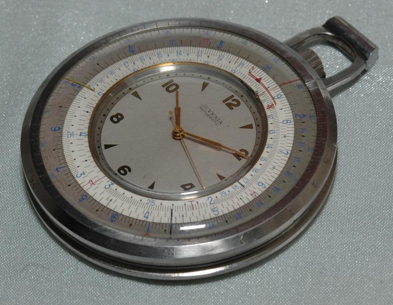 Une montre étonnante, la Juvénia arithmo! Juveniamathematic1sliderulewatches