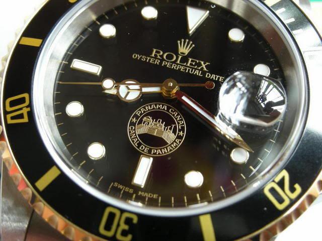 """Rolex """"Hysteric Glamour"""" et autres logos.... PanamaSub_zps84e81740"""