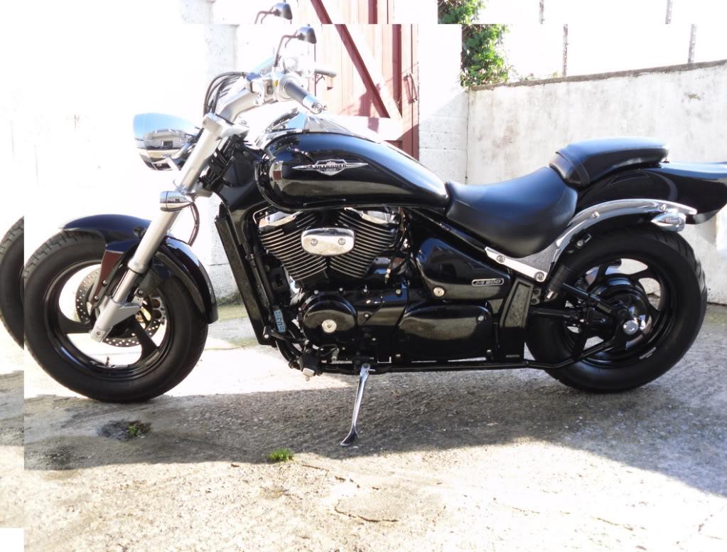 My Pics.......... 2008 Suzuki M800 SDC11852