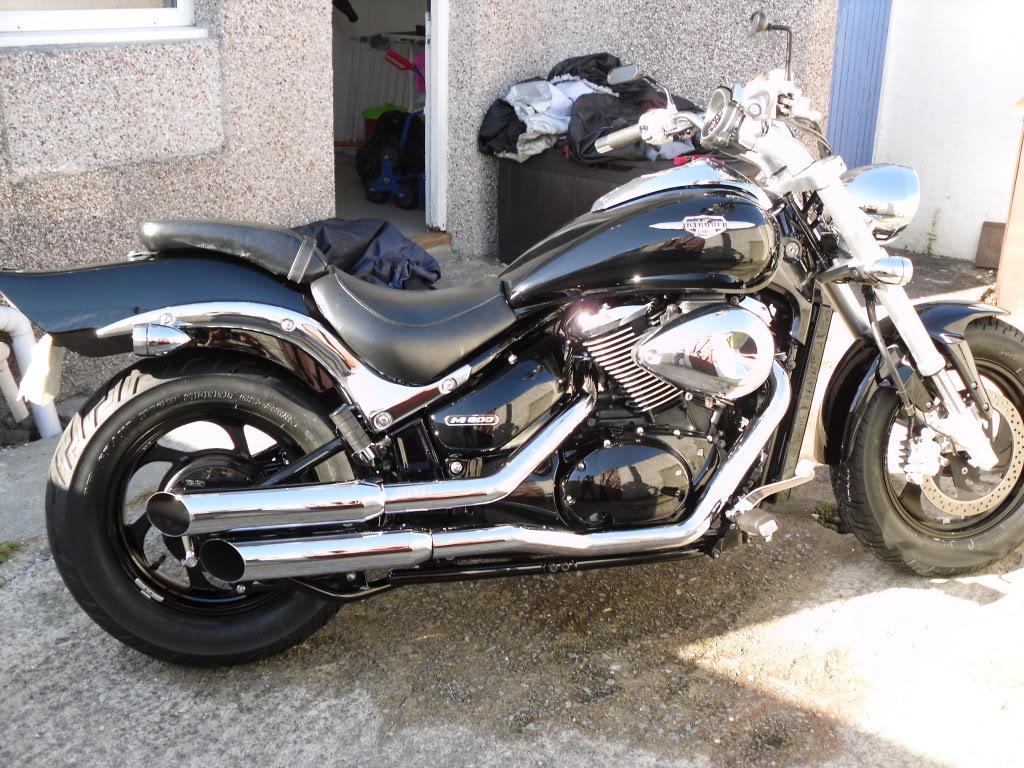 My Pics.......... 2008 Suzuki M800 SDC11853