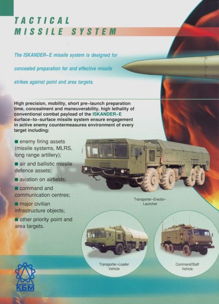 صواريخ Iskander-E للجزائر  Iskander_e_03