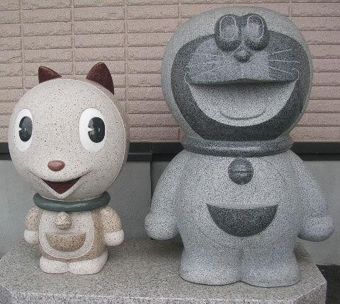 Ngôi đền Doraemon 20060515a