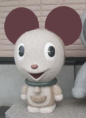 Ngôi đền Doraemon 20060518a