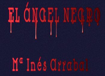 EL ÁNGEL NEGRO (Espinelas) Tituloangel-1