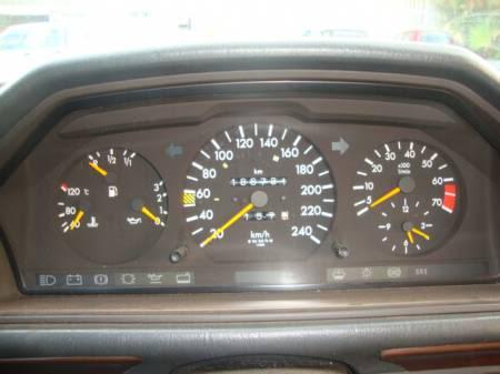 W124 E200 - 1993 - R$ 23.000,00 11