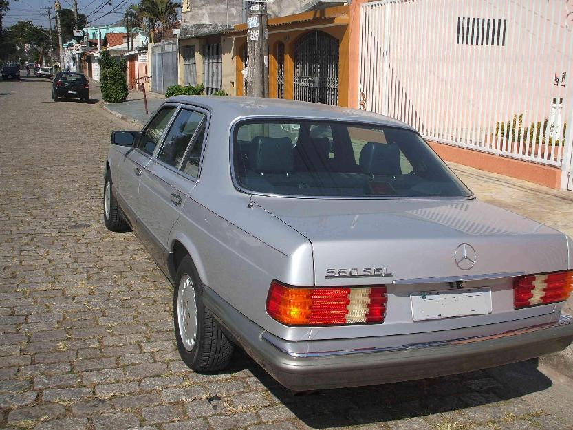 W126 560SEL 1991 - R$ 28.000,00 1372767609_524299088_4-Mercedes-560-sel-8cc-300-hp-excelente-estado-Veiculos_zpsa81a569c