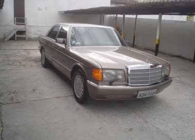 W126 560 SE em Curitiba 89692-1-1