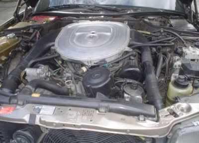W126 560 SE em Curitiba 89692-1-2