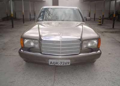 W126 560 SE em Curitiba 89692-1-3