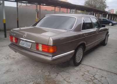 W126 560 SE em Curitiba 89692-1-4