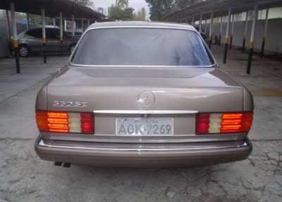 W126 560 SE em Curitiba 89692-1-5
