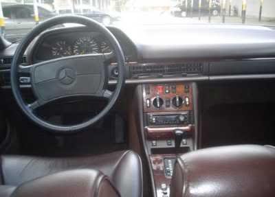 W126 560 SE em Curitiba 89692-1-6