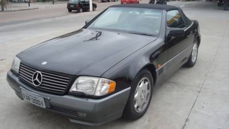 SL500 R129 1995 - 115.000 reais DSC05906