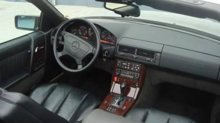 SL500 R129 1995 - 115.000 reais DSC05912