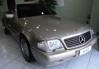 SL500 R129 1997 - R$ 110.000  G91