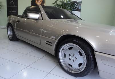 SL500 R129 1997 - R$ 110.000  G92