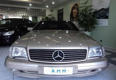 SL500 R129 1997 - R$ 110.000  G93