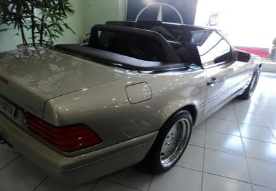 SL500 R129 1997 - R$ 110.000  G94