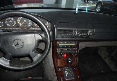 SL500 R129 1997 - R$ 110.000  G96