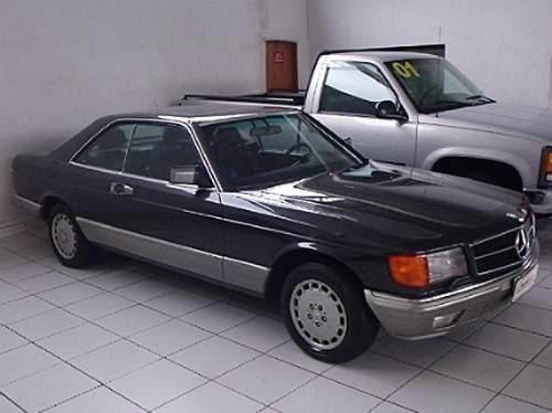 W126 500SEC 1985 - R$ 39.800,00 Img-1