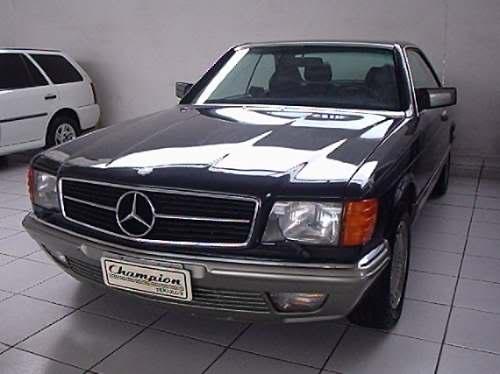 W126 500SEC 1985 - R$ 39.800,00 Img3-1