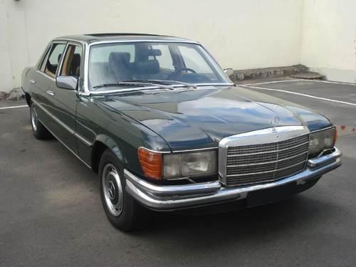W116 450SEL 1974 - R$ 32.000,00 Mercedes-benz-450-sel-v8-1974-placa-preta_MLB-O-4506918355_062013_zps70cbc303