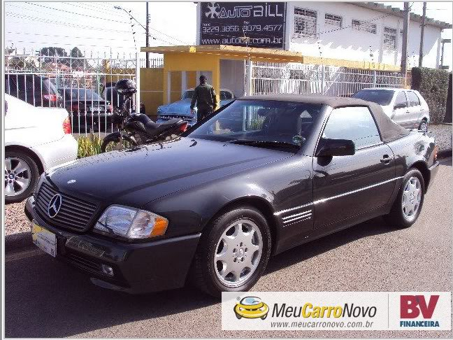 300SL  R129 1992 - 69.900 reais Sl3201