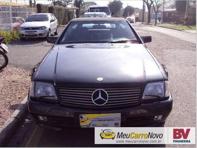 300SL  R129 1992 - 69.900 reais Sl3202