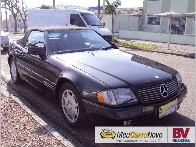 300SL  R129 1992 - 69.900 reais Sl3203