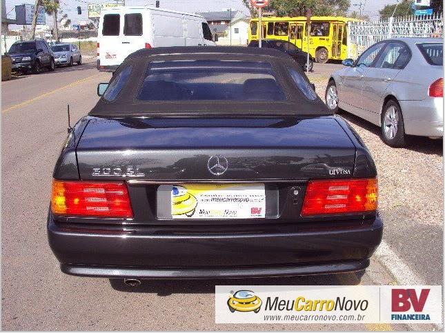 300SL  R129 1992 - 69.900 reais Sl3205