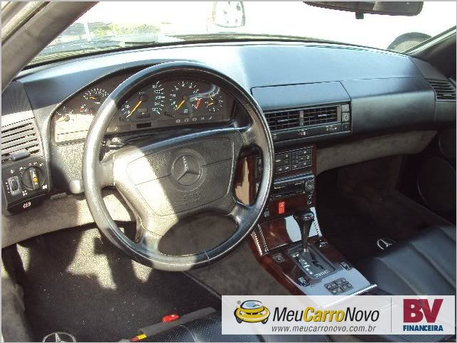 300SL  R129 1992 - 69.900 reais Sl3207