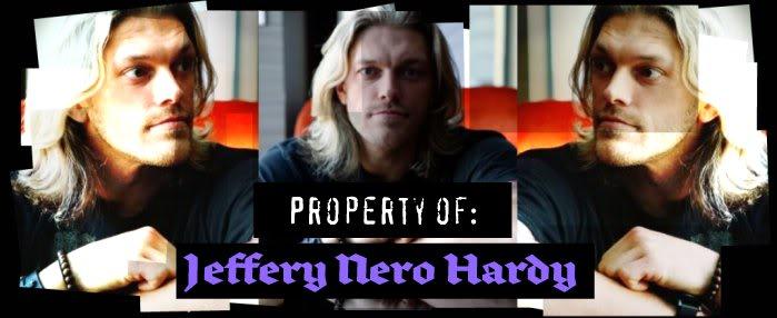 Property Of Jeffery Nero Hardy PetAdam