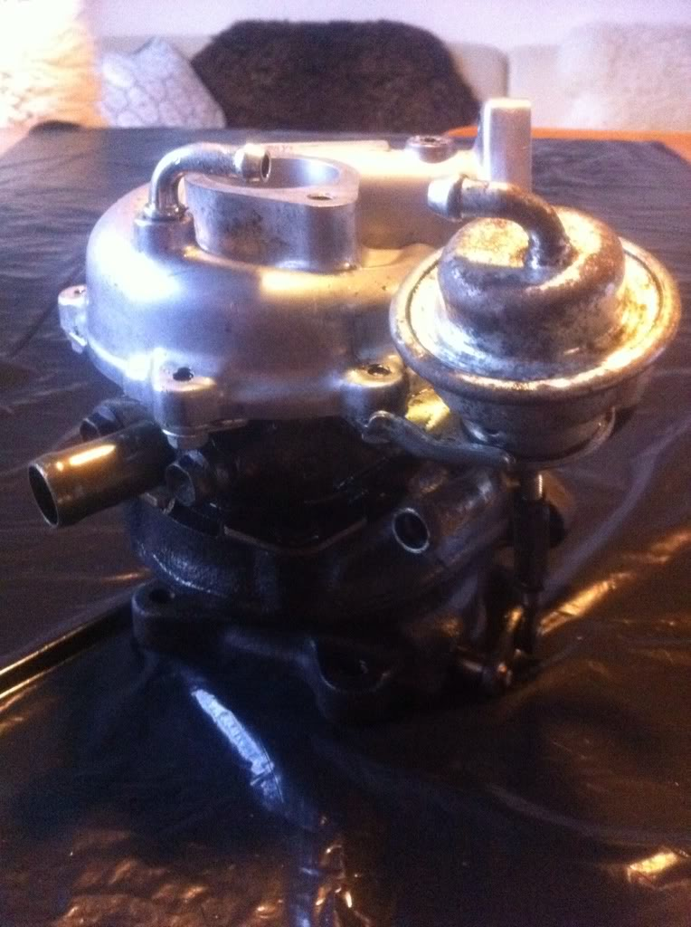Suzuki Sport turbo + Bill Works manifold Df200732