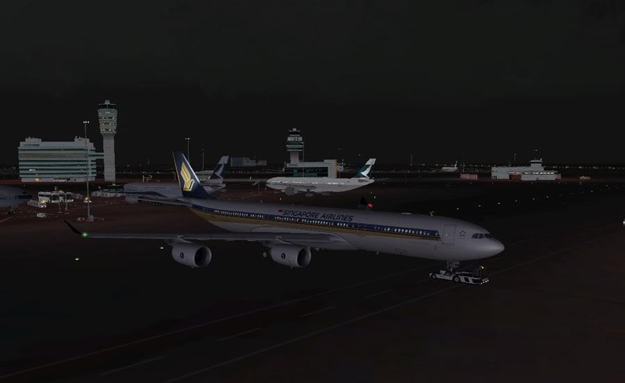 Diversas A340-500 - ERJ 175 - 777 11