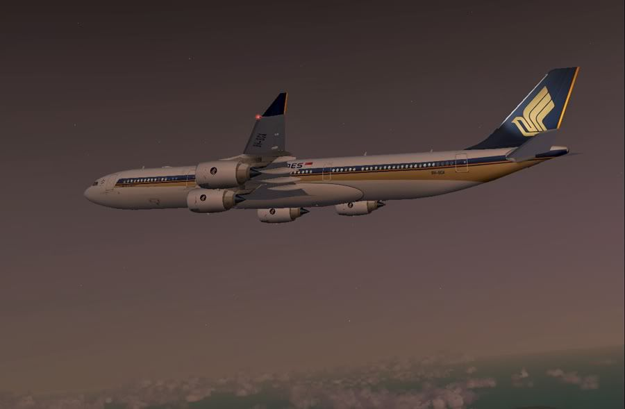 Diversas A340-500 - ERJ 175 - 777 32