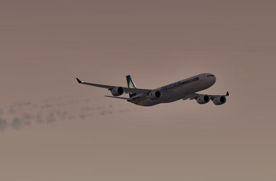 Diversas A340-500 - ERJ 175 - 777 33