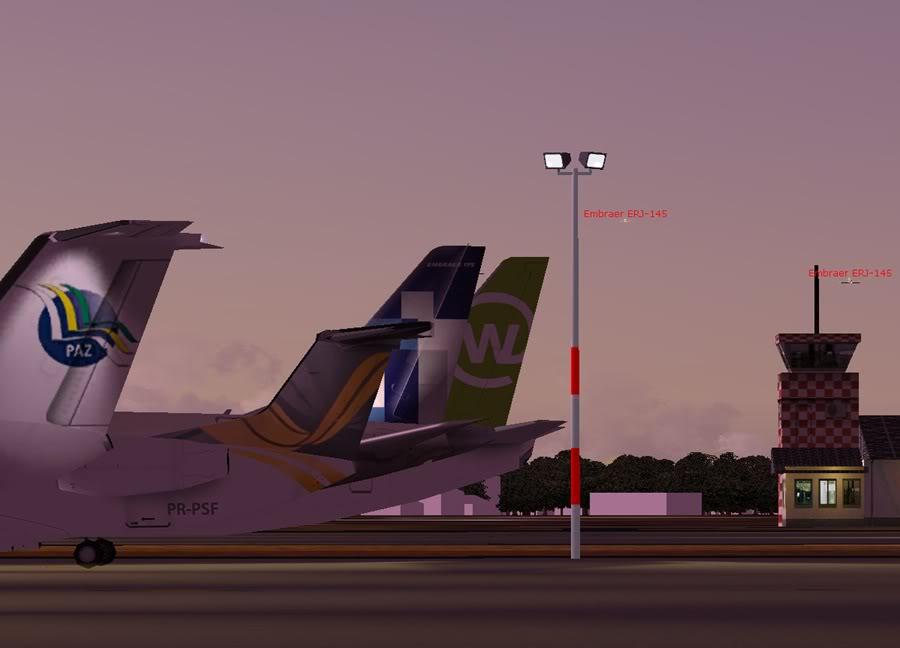 Diversas A340-500 - ERJ 175 - 777 36