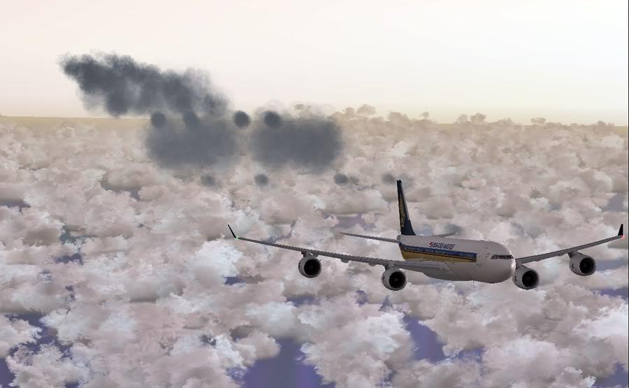 Diversas A340-500 - ERJ 175 - 777 37