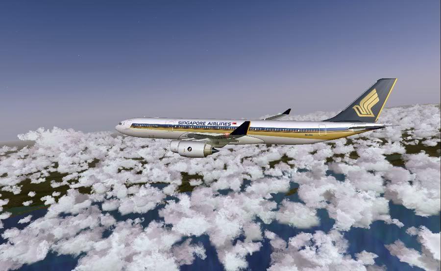 Diversas A340-500 - ERJ 175 - 777 38